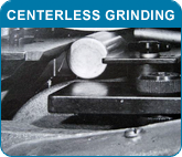 Centerless Ceramic Grinding